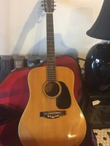 1972 Kasuga Guitar! Very Rare! With Strap And Case! Beautiful! in Beaufort, South Carolina
