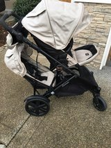 Britax Be-Ready Double Stroller in Fort Lewis, Washington