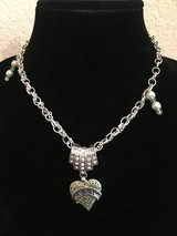 Army heart pendant necklace in Travis AFB, California