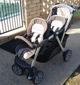 Double Stroller in Warner Robins, Georgia