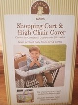 Higher chair/cart cover in Fort Knox, Kentucky