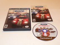 PS2 Ford Racing 2 Sony Playstation 2 Game Complete in Houston, Texas