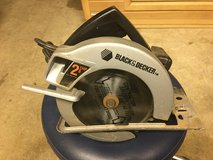 Black and Decker Circular Saw in Travis AFB, California