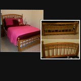 Wooden Bed in Dothan, Alabama