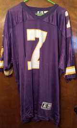 REDUCED Vikings Cunningham Jersey in 29 Palms, California