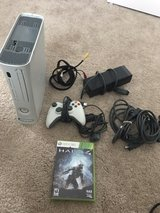 Xbox360 with AC Adapter in Travis AFB, California