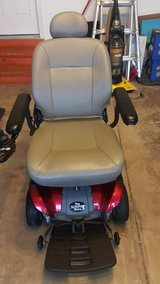 Like New In Excellent Working Condition - The Scooter Store Power Wheel Chair in Batavia, Illinois