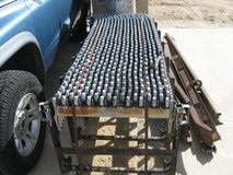 PORTABLE EXPANDABLE SKATEWHEEL ROLLER CONVEYOR in Yucca Valley, California
