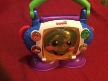 Fisher Price Laugh & Learn CD player in Ramstein, Germany