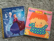 Childrens books in Ramstein, Germany