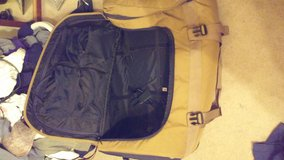 deployment bag in Fort Lee, Virginia