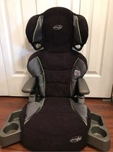 Evenflo High Back Booster Seat in Joliet, Illinois