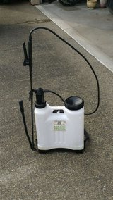 Backpack Pressure Sprayer in Olympia, Washington