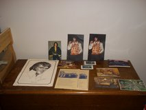 Elvis Memorabilia in Fort Campbell, Kentucky