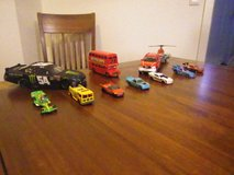 Hot Wheels and larger cars in Temecula, California