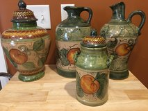 Mexican Ornamental Pottery in Camp Lejeune, North Carolina