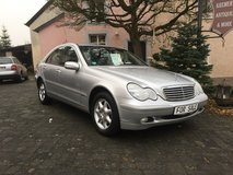 Mercedes C-Class -Automatic-very clean- in Spangdahlem, Germany