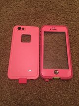 Lifeproof case for iPhone 6/6s (pink)EUC in Camp Pendleton, California