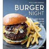 "Gift set William Sonoma  ""Burger Night"" & ""Taco Night""  Hardcover  never used in Bolingbrook, Illinois"