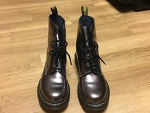 women's pewter doc martens size 9 in Fort Carson, Colorado