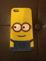 iPhone 5 minion cover in Ramstein, Germany