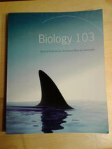 Biology 103 (Special Edition for Northern Illinois University) in Davis-Monthan AFB, Arizona