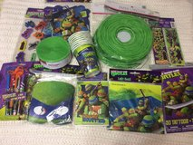 Ninja Turtle Birthday Party Lot in Fort Leonard Wood, Missouri