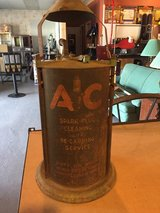 1920's AC Spark Plug Cleaner And Re Gapping Service Unit! in Beaufort, South Carolina