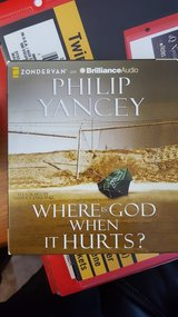 Where is God when it Hurts? Audio CD in Vacaville, California