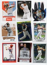 CHICAGO WHITE SOX JOSE ABREU ROOKIE CARDS in Batavia, Illinois