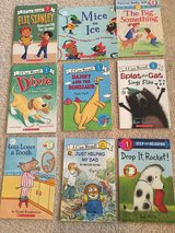 Children's level 1 and 2 books (Drop it Rocket sold) in Bolingbrook, Illinois