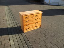 2 matching pine dressers in Ramstein, Germany