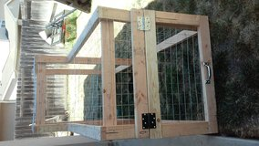 Cat or Rabbit outdoor cage in Vacaville, California