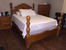 Bed room set in Cherry Point, North Carolina