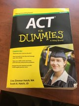 ACT study book in Jacksonville, Alabama