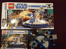 Lego Star Wars Set  - 8018 Armored Assault Tank in Glendale Heights, Illinois
