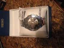 Men's Seiko watch in Pasadena, Texas