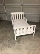 Toddler bed and mattress in Oceanside, California