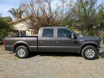 2008 Lariat Super Duty F250 Ford Truck in Camp Pendleton, California