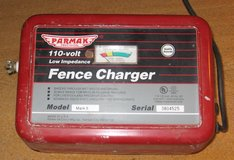 Parmak Mark 5 Electric Fence Charger in Alamogordo, New Mexico
