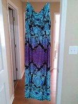 From my Sugarboo's Boutique-Plus Size Maxi Dress-I have two of each size-1X-2X-3X-$20. Material ... in Byron, Georgia