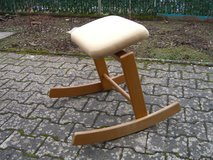 skid chair in Ramstein, Germany