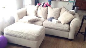 Sofa sleeper with Love Seat and Ottoman in San Diego, California