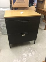 31.5x23.5x27 2 drawer hanging filing cabinet in Ramstein, Germany