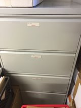 31x23x53 4 drawer hanging filing cabinet in Ramstein, Germany
