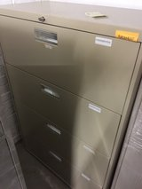 36x19x52.5 4 drawer hanging filing cabinet in Ramstein, Germany