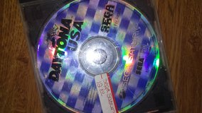 Sega Saturn Daytona USA CD 1995 in Alamogordo, New Mexico