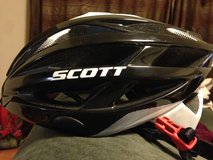 Scott WIT-R bicycle helmet in Okinawa, Japan