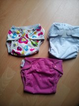 3 cloth diapers covers (flip and comfort baby) in Baumholder, GE