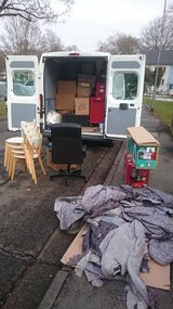 RAPID LOCAL MOVING & TRANSPORT/JUNK REMOVAL/TRASH PICK UP/DELIVERY/RELOCATION/GARBAGE HAUL in Ramstein, Germany